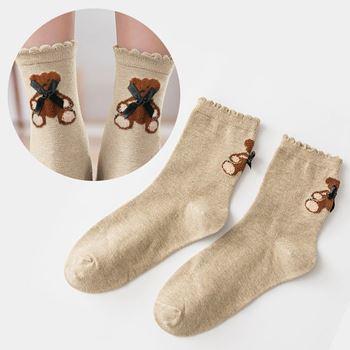 Obrázek Ponožky s medvídkem