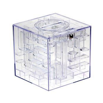 Obrázek Labyrint na peníze