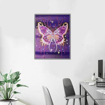 Obrázek Diamantové malování speciální - motýl